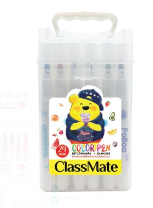 Túi bút lông màu(24 màu) (CL-WC423)
